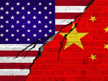Trade war: The US and China just slapped new tariffs on each other
