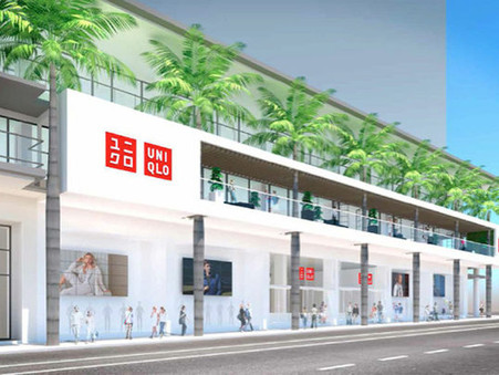 Uniqlo grows in the Philippines with first global flagship store