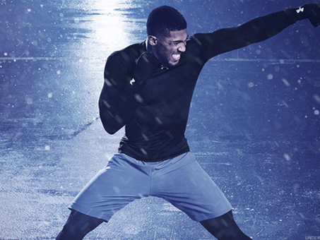 Under Armour sales top expectations on global growth