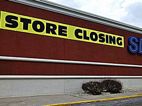 Sears closing more stores just ahead of the holidays