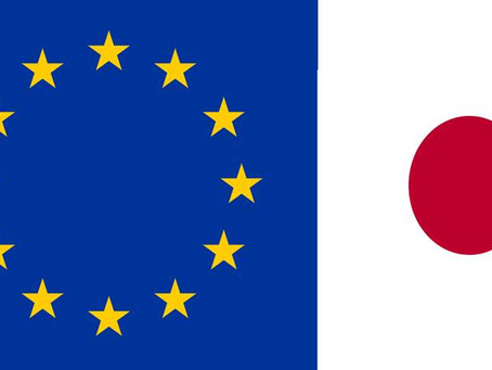 EU-Japan trade pact on track to enter into force in Feb