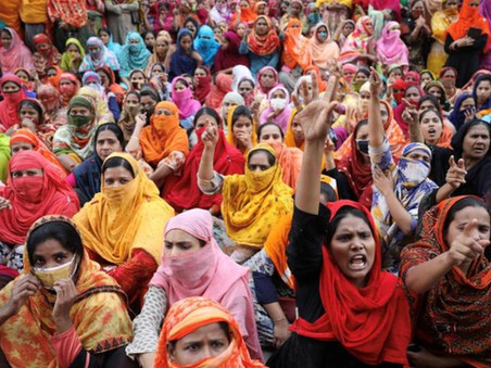 Bangladesh clashes prompt garment industry wage review