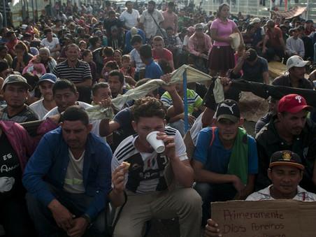 Trump to cut off aid to Honduras, Guatemala, and El Salvador over massive migrant caravan