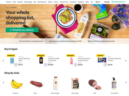 Walmart redesigns lagging Jet.com site, rolls out Nike gear, 3-hour grocery delivery