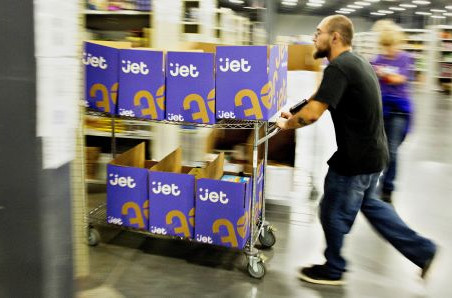 Walmart plans same-day grocery push in New York with Jet.com