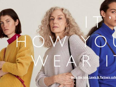 John Lewis fashion sales dip as weather stays warm