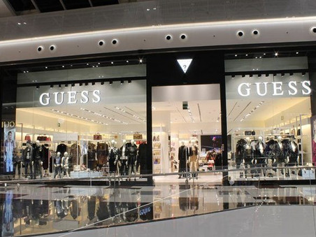 Guess arrives in Bolivia with 2,476-square-foot store
