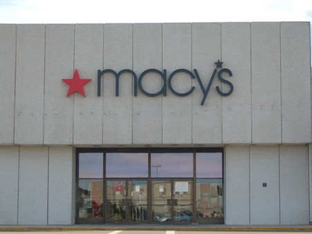 Amazon swoops in on Macy's apparel sales