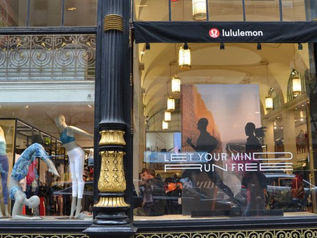 Lululemon expands test for 1st loyalty program