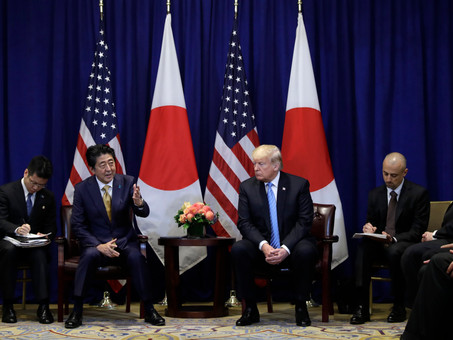 US and Japan to launch talks on bilateral trade