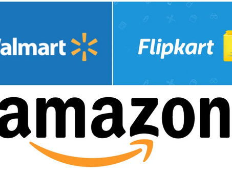 Amazon may reportedly rival Walmart with bid to buy India's Flipkart