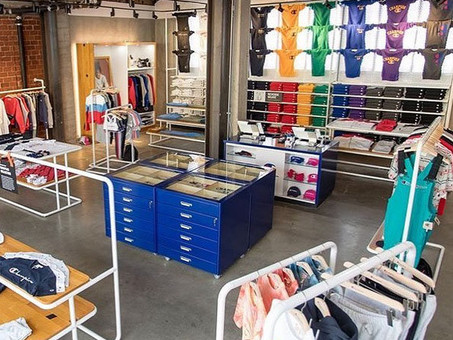 Champion opens first US retail store in LA