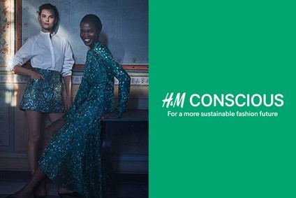 H&M uses nylon waste in new Conscious collection
