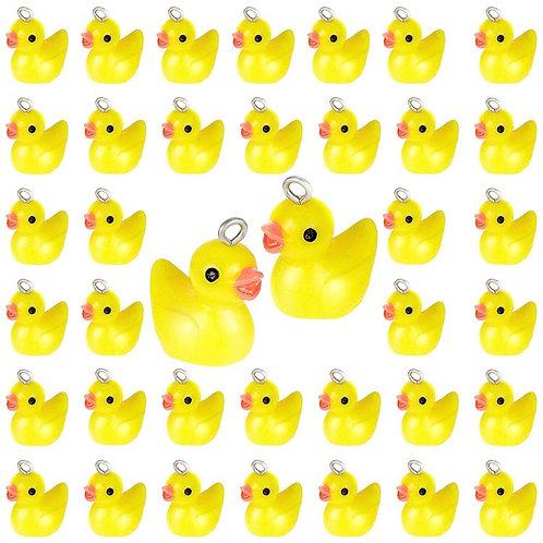 Ducky Earrings
