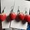 Thumbnail: Strawberry Earrings