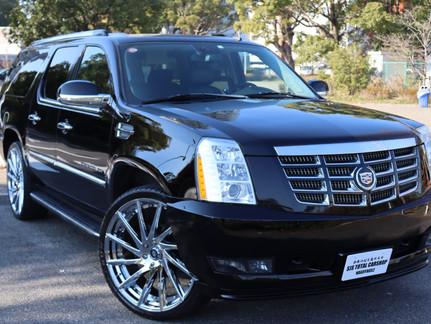 Cadillac Escalade クライメイトpg ESVロング