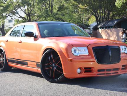 Chrysler300cSRT8仕様 ¥1.180.000