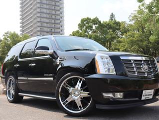 Cadillac EscaladeジオバンナエディションSOLD OUT