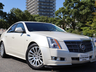Cadillac CTS ディーラー車 ¥1.480.000