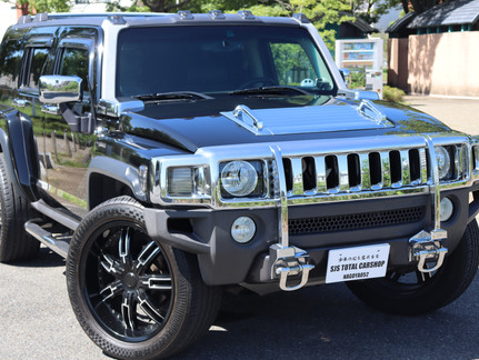HUMMER H3 ¥SOLD OUT