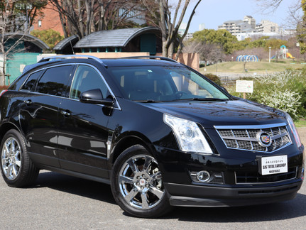 Cadillac SRXクロスオーバー