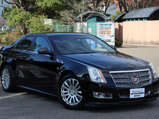 Cadillac CTS 3.0 luxury ¥1.080.000
