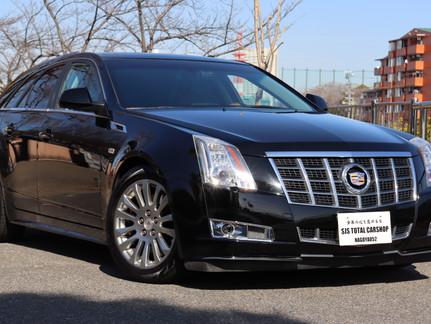 Cadillac CTSスポーツワゴン
