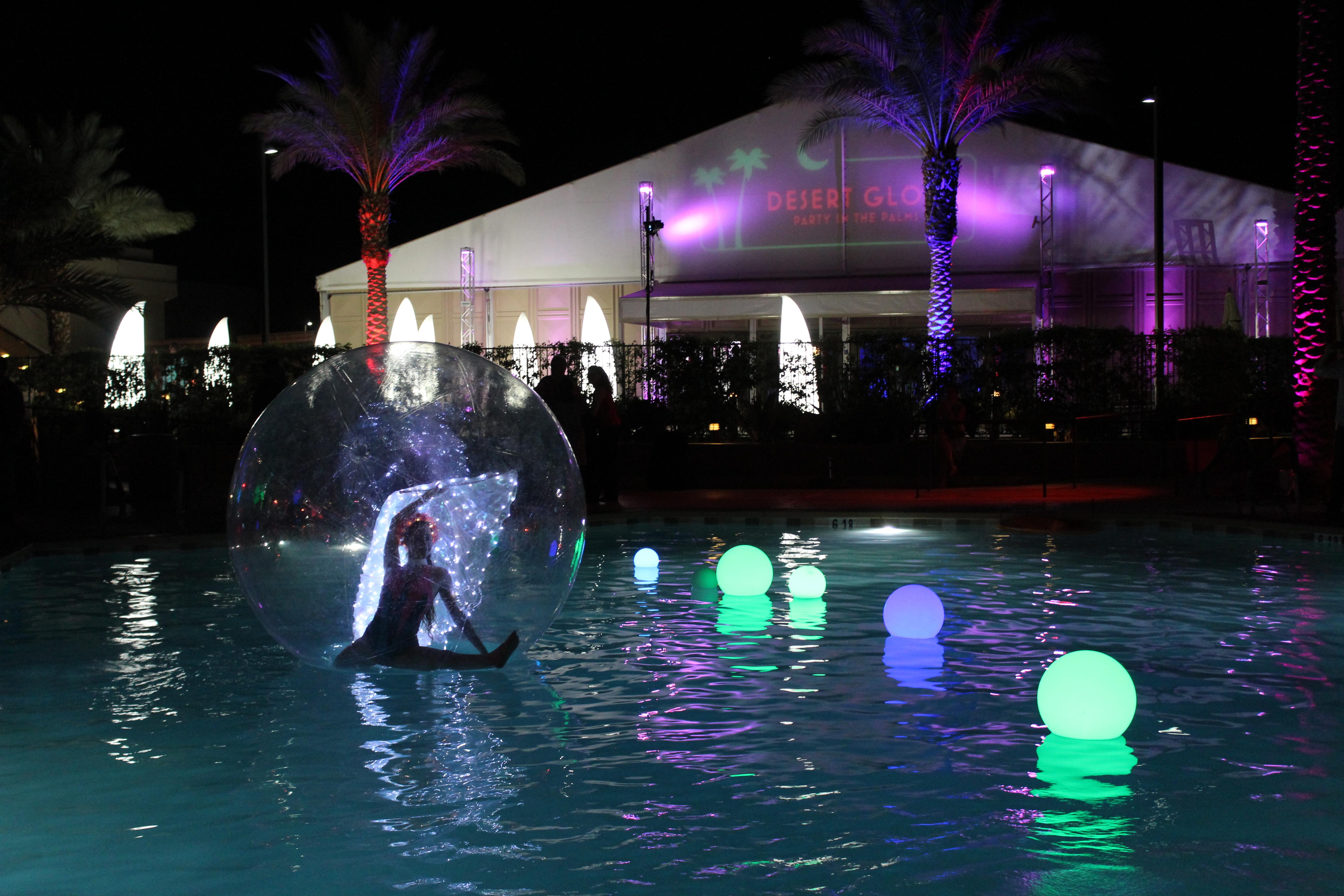 Bubble Sphere Event Entertainment