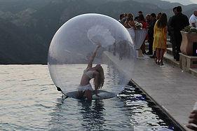 Bubble Sphere  Corporate Entertainment