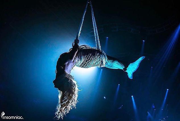 Catch _cirque_mirage  mermaids again ton