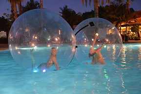 Bubble Sphere Corporate Entertainment