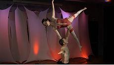 Acrobatics Corporate Entertainment