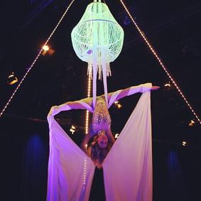 ✨🌴Cirque Mirage🌴✨ Aerialist performanc