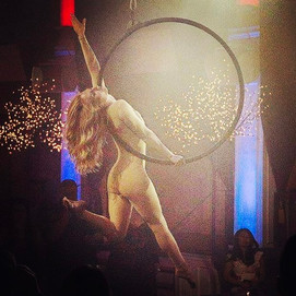 Don't miss Cirque Mirage tonight _liaiso