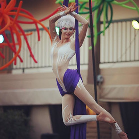 ✨🌴Cirque Mirage 🌴✨performing for _doub