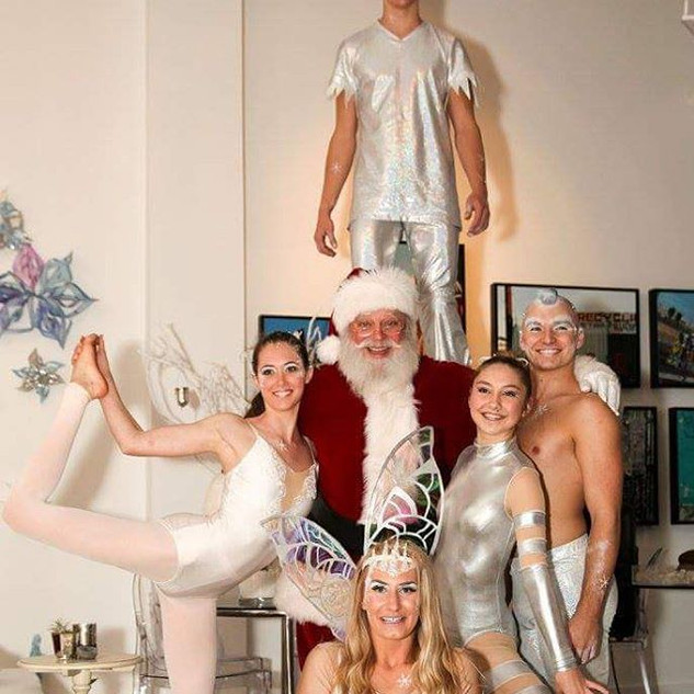 Merry Christmas!  From 🌴❄Cirque Mirage❄