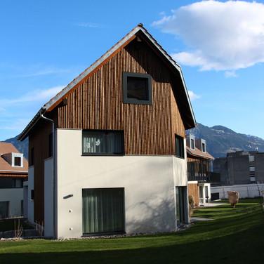 Stilvolles Einfamilienhaus