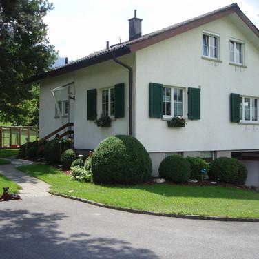 Kleines Haus, Mauren
