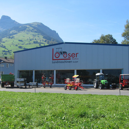 Looser Landmaschinen GmbH, Grabs