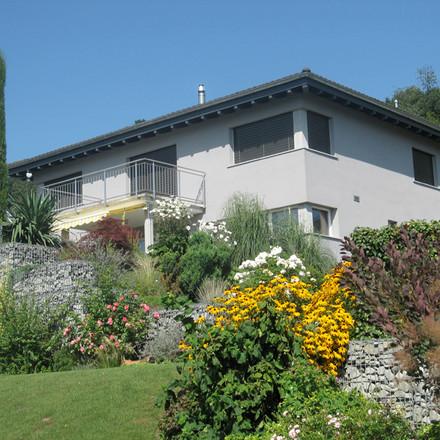 Einfamilienhaus in Altstätten