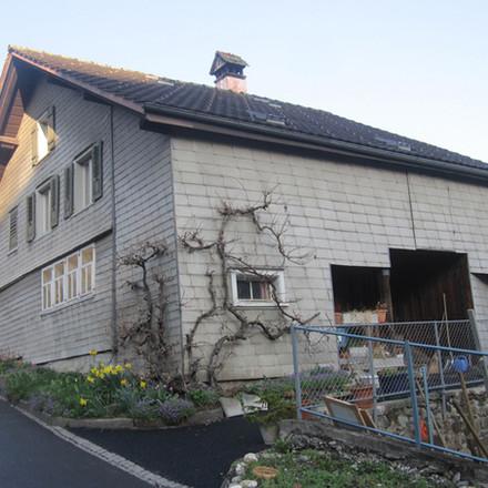 Altes Haus, Buchs
