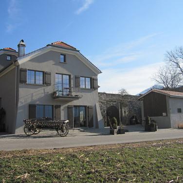 Landhaus in Fläsch