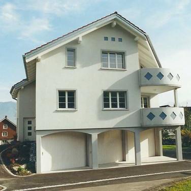 Mehrfamilienhaus in Gams