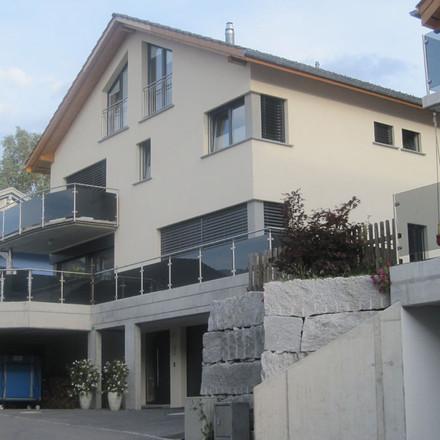 Haus mit Terrasse, Jenins