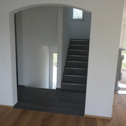 Durchgang Treppenhaus