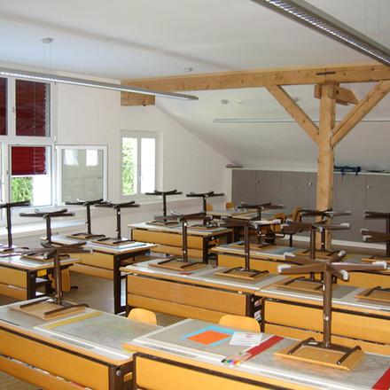 Schulhaus Grabserberg