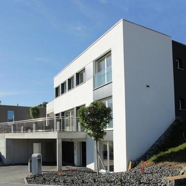 Haus an Räfiserhalde, Buchs