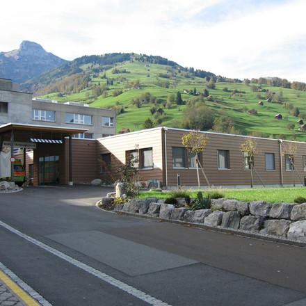 Notfall Kantonsspital Grabs