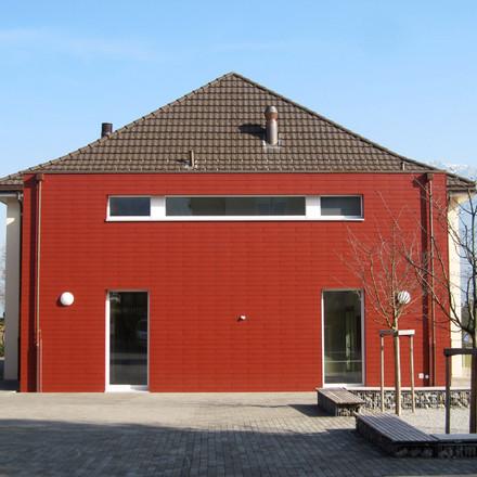 Turnhalle Kirchbünt, Grabs