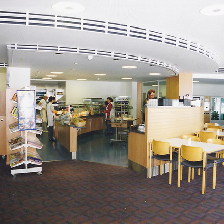 Caféteria Kantonales Spital Grabs
